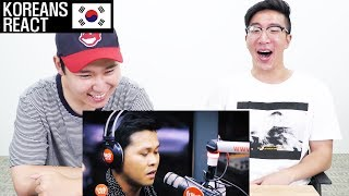 "Marcelito Pomoy - ""The Prayer"" KOREAN REACTION! / WHAT IS THIS????!!"