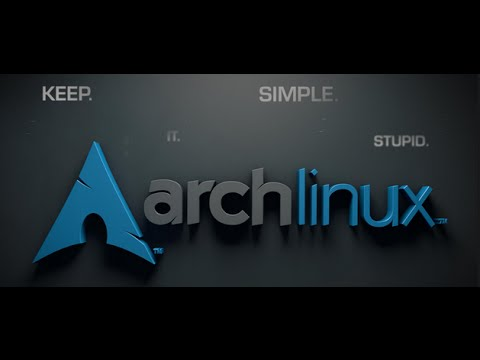 A Tour of My Arch Linux System.