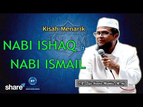 """DR. Elfa Hendra Mukhlis, M.Ag """"Kisah Menarik Nabi Ishaq Dan Nabi Ismail"""""""