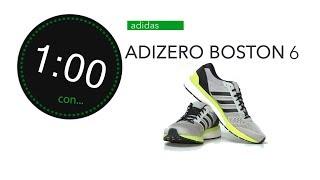 adidas adizero Boston 6, la mejor zapatilla running mixta que hemos probado