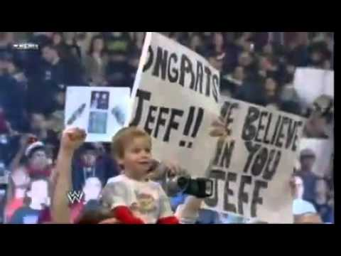 WWE Armageddon 2008 - Jeff Hardy Vs. Triple H Vs. Edge WWE Championship Part 3/3