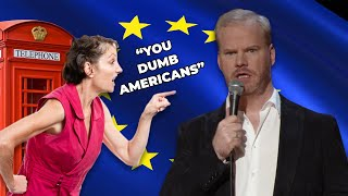 Stand Up Comedy Jokes about Europe | Jim Gaffigan