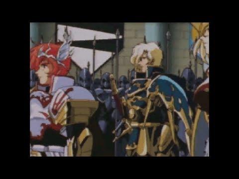 Langrisser II (Dramatic Edition - SS) Scenario 12 [EMPIRE]