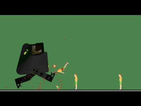 FAKE ASS PACIFIC RIM: HAPPY WHEELS MADNESS!