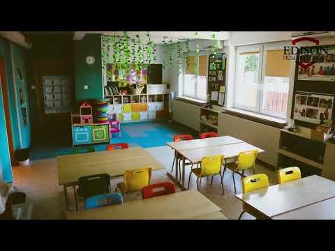 Edison Primary School interior
