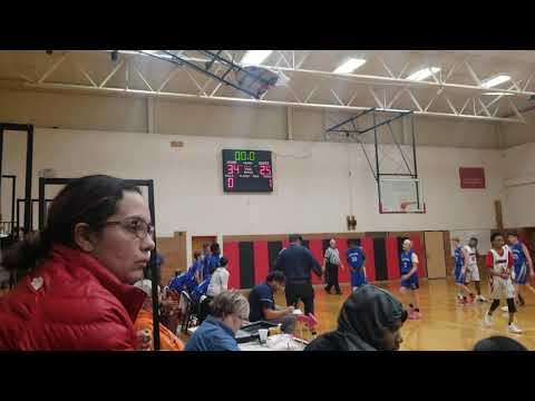 Lincoln Middle School 8th grade vs Clawson Middle School 8th grade(1)