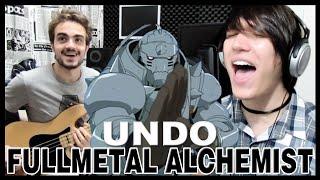 FullMetal Alchemist - Abertura 3 - Undo (Completa em Português)