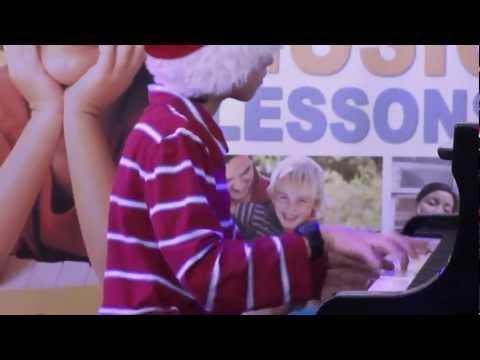 O Christmas songs - O Christmas Shows - TOM LEE music - Piano Recital D