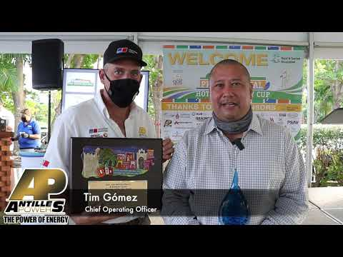 Recognition to Antilles Power