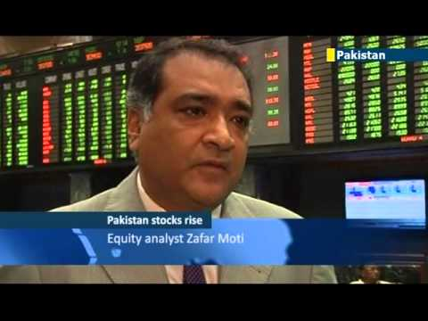 Pakistan Elections 2013: Pakistani stock exchange rises on wave of post-election optimism