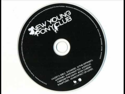 New Young Pony Club - Architect Of Love