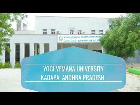 Yogi Vemana University Is A Role Model For Anti Ragging Oppose Ragging 10tv Youtube