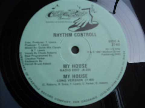 Rhythm Controll My House (Long Version)