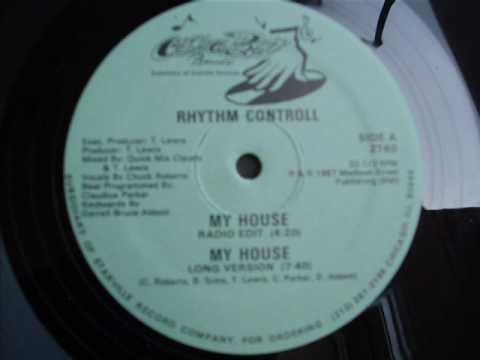 Rhythm Controll My House (Long Version)
