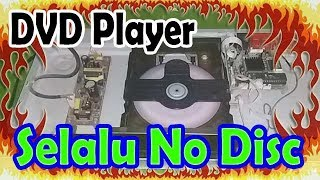 DVD Player Selalu No Disc