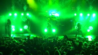 Machine Head - Beautiful Mourning - Live - O2 Birmingham 18/12/2014