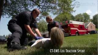 FareTec - CT-EMS Traction Splint