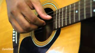 Learn How to Play Fingerstyle Guitar - Plucking Pattern 2