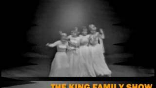 "The King Sisters sing TV theme to ""Bewitched"" on 1965 King Family Show"
