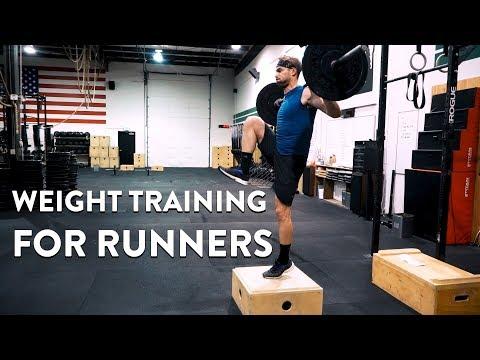 Weight Training for Runners | #WorkoutWednesday