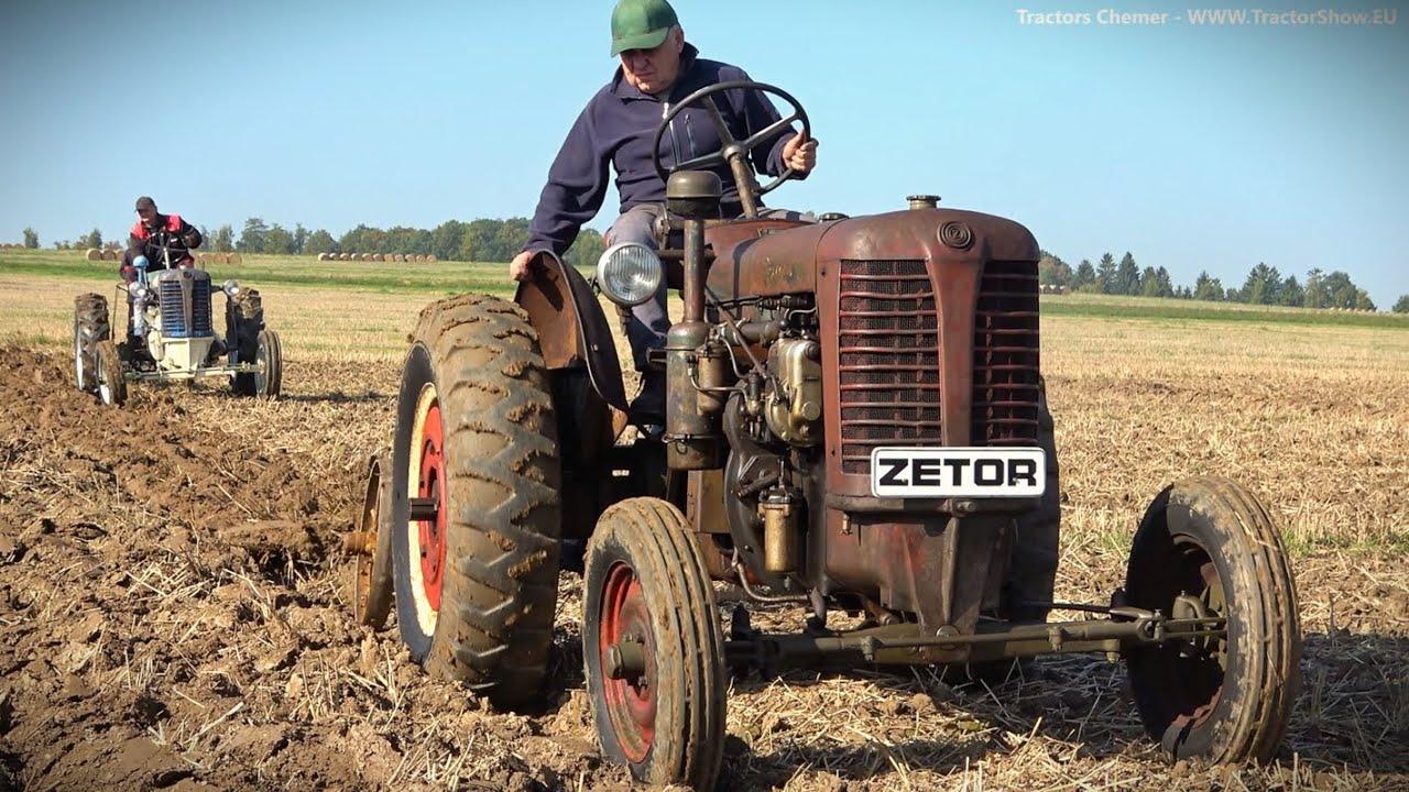 Old Tractors   Traktory Mahouš 2021