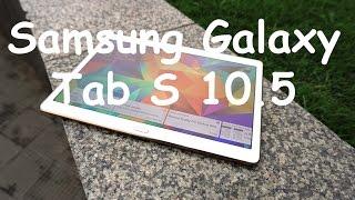 Samsung Galaxy Tab S 10.5 inch Full Review