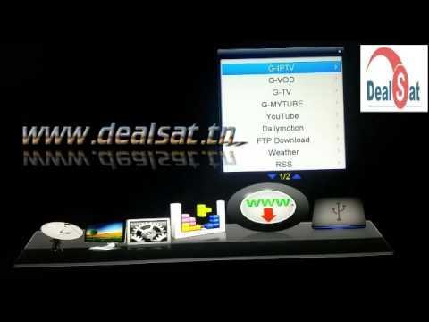 Iptv Tunisie  AMAZON TV IPTV m3u file on starsat sr 2000 Hyper 8800 hyper 2020 Super