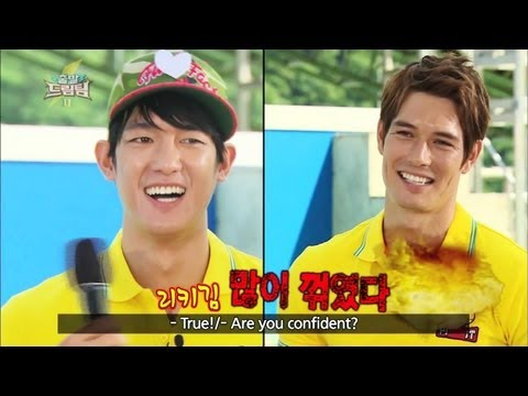 Let's Go! Dream Team II | 출발드림팀 II - Dream Team vs. Martial Arts Team (2013.07.13)