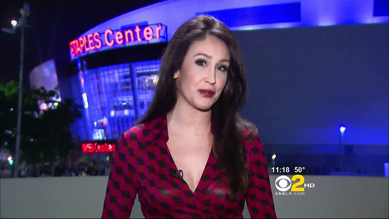 Suzanne Marques 2011/03/25 11PM CBS2 HD - YouTube