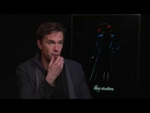 Agent Carter:  James D'Arcy Exclusive