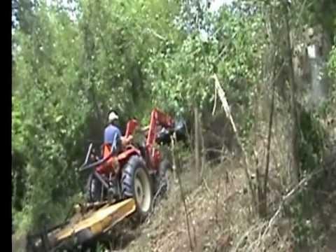 Ratchet Rake - Brush land clearing