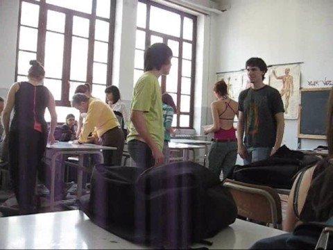 Classe del liceo artistico di brera migny for Liceo di moda milano