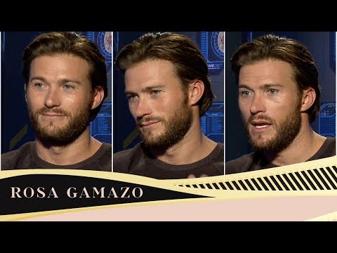 Scott Eastwood talks about the dark side of Hollywood