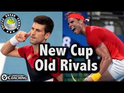 ATP Cup 2020 - Nadal/Djokovic Preview/FedererVsThunberg | Coffee Break Tennis