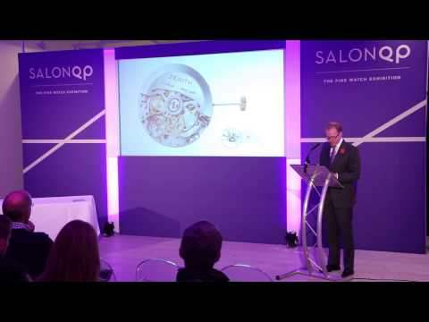 Roger Smith - Against All Odds. SalonQP Seminar 2013