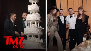 Marc Jacobs Gets Married in Lavish New York Wedding | TMZ TV