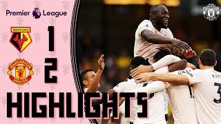 Download Video HIGHLIGHTS | Watford 1-2 Manchester United | Lukaku & Smalling | Premier League 2018/19 MP3 3GP MP4