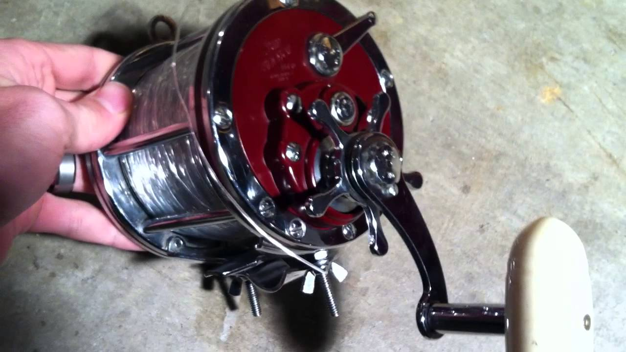 How to spool a conventional reel - How To Spool A Conventional Reel 22