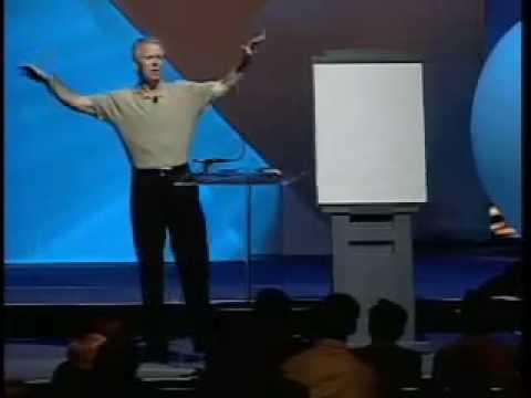John Ortberg on Stewardship (2007 PGF Conference)