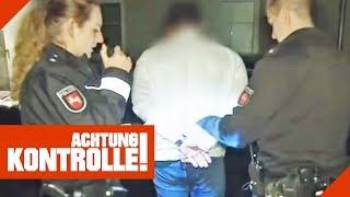 Entführung beendet! Polizei schnappt Täter. Was ist passiert? 2/2 | Achtung Kontrolle | Kabel Eins