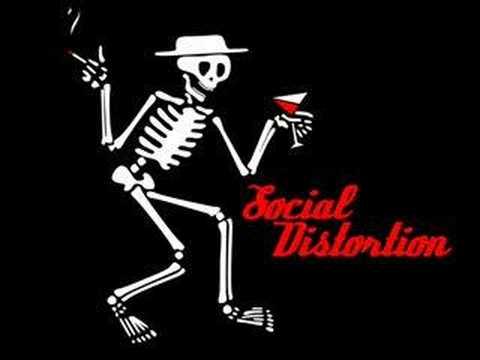 Social Distortion - Angels Wings (Original version)