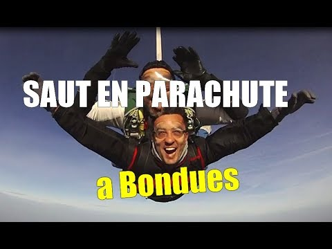 vlog saut en parachute bondues youtube. Black Bedroom Furniture Sets. Home Design Ideas