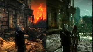 The Witcher 2 Enhanced Edition - Changing Locations