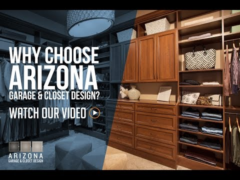 Arizona Garage Closet Design 16028 North 78th Street Suite 100