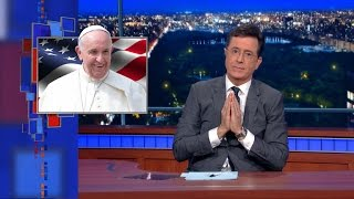 Mr. Pope Goes To Washington