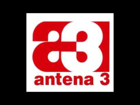 Gomaespuma en Antena 3 1994  Colegio en Aletas de la Frontera