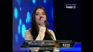 """Milena Lazarevic-""""Opilo nas vino"""" uz orkestar Mise Mijatovica """"Jedna zelja jedna pesma"""""""