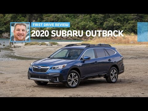 2020 Subaru Outback: First Drive Review