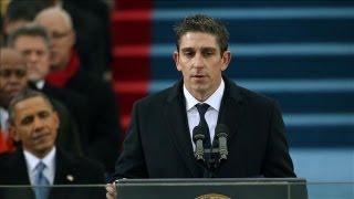 Poet Richard Blanco Delivers Inaugural Poem - Obama's Second Inauguration