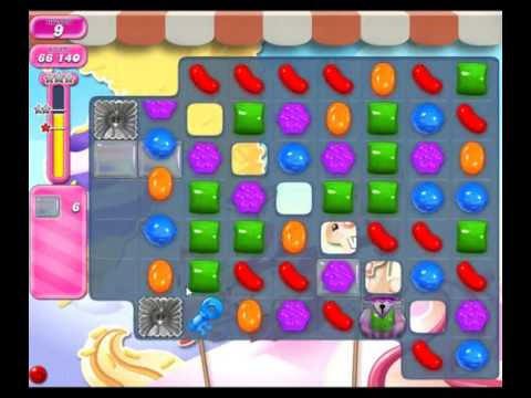 Candy Crush Saga Level 2327 - NO BOOSTERS